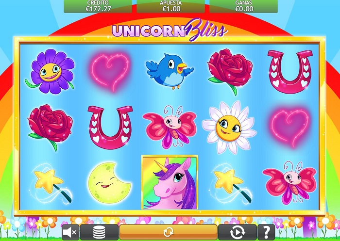 Reglas Del Juego De Tragaperras Online Unicornio Feliz